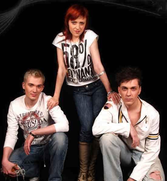 Группа ViRUS! - это Юрий Ступник (DJ Доктор), Андрей Гудас (Чип) и