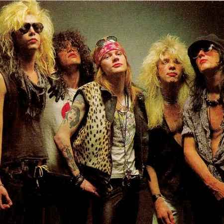 Guns N' Roses ��� ����� �������� ������