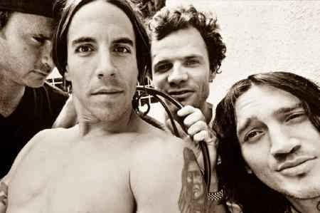 Red Hot Chili Peppers ��� ����� �������� ������